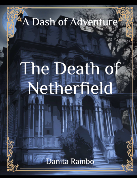Death of Netherfield Park cover