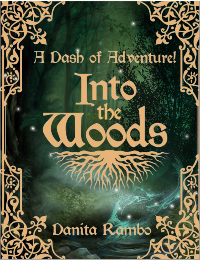 Into the Woods, 5E one shot cover